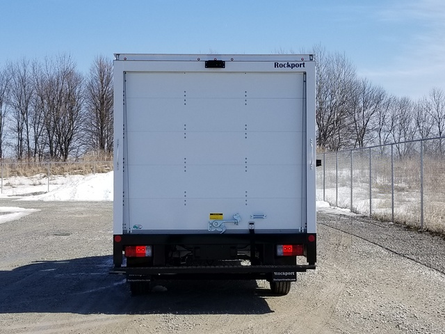 2017 ProMaster 3500 Low Roof FWD, Rockport Cargoport Cutaway Van #C0308 - photo 4