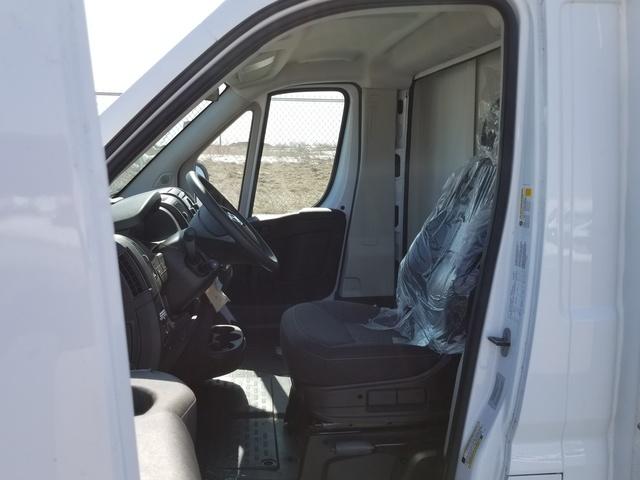 2017 ProMaster 3500 Low Roof FWD, Rockport Cargoport Cutaway Van #C0308 - photo 13