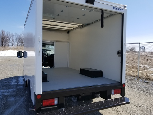 2017 ProMaster 3500 Low Roof FWD, Rockport Cargoport Cutaway Van #C0308 - photo 33