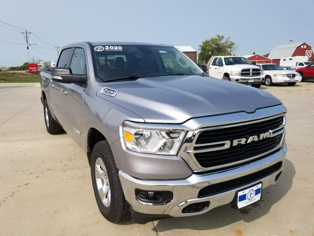 2020 Ram 1500 Crew Cab 4x4, Pickup #C0766 - photo 3