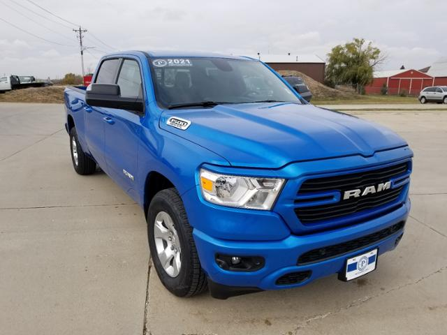 2021 Ram 1500 Crew Cab 4x4, Pickup #C0785 - photo 1
