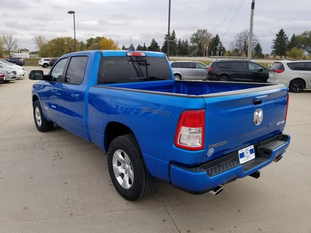 2021 Ram 1500 Crew Cab 4x4, Pickup #C0785 - photo 5