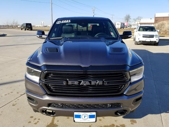 2021 Ram 1500 Crew Cab 4x4, Pickup #C0806 - photo 9