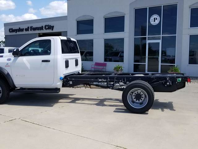 2019 Ram 5500 Regular Cab DRW 4x4, Cab Chassis #FE175333 - photo 1