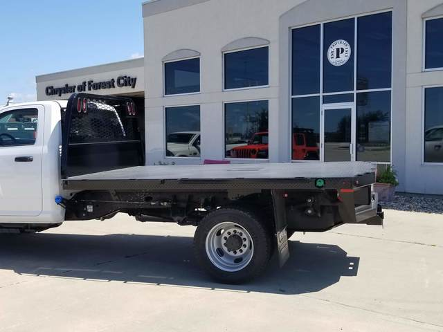 2018 Ram 5500 Regular Cab DRW RWD, Knapheide Platform Body #FE175912 - photo 1