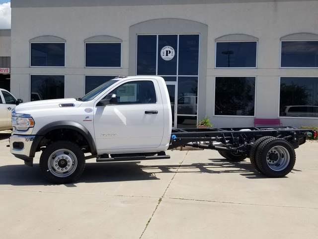 2019 Ram 5500 Regular Cab DRW 4x4, Cab Chassis #FE194706 - photo 1