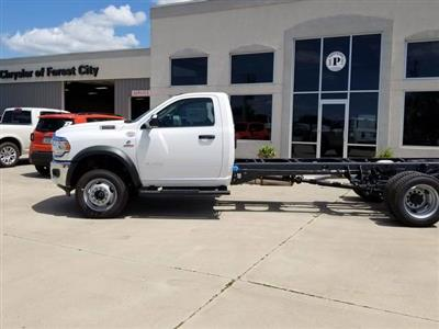 2019 Ram 5500 Regular Cab DRW 4x2, Cab Chassis #FE194730 - photo 3