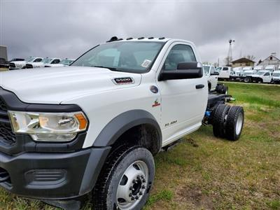 2019 Ram 5500 Regular Cab DRW 4x4, Cab Chassis #FE194758 - photo 1