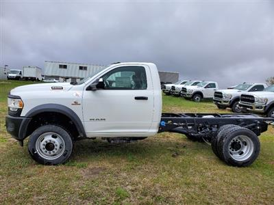 2019 Ram 5500 Regular Cab DRW 4x4, Cab Chassis #FE194758 - photo 3