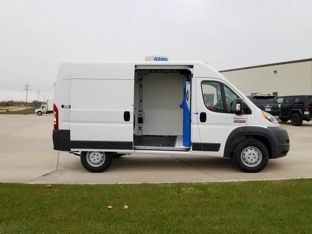 2017 ProMaster 1500 High Roof FWD, Empty Cargo Van #FE195598 - photo 8
