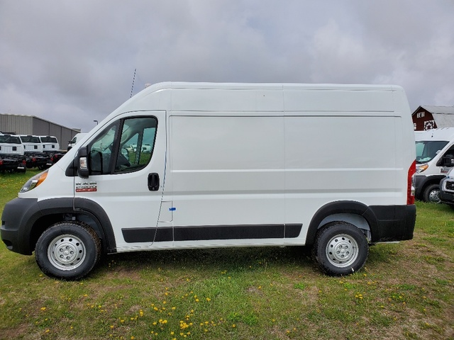 2020 Ram ProMaster 2500 High Roof FWD, Upfitted Cargo Van #FE206085 - photo 4