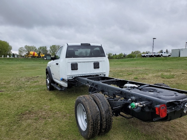 2020 Ram 5500 Regular Cab DRW 4x4, Cab Chassis #FN195190 - photo 2