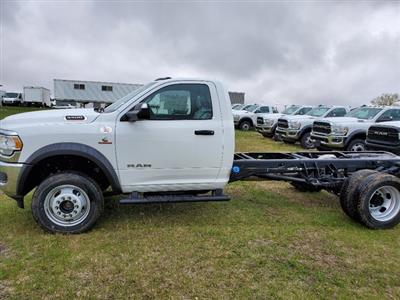 2020 Ram 5500 Regular Cab DRW 4x4, Cab Chassis #FN195190 - photo 3