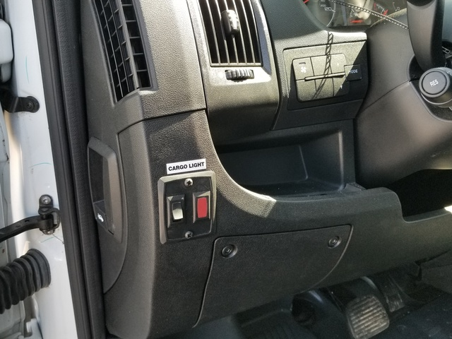 2016 ProMaster 3500 Low Roof FWD, Rockport Cargoport Cutaway Van #FZ165008A - photo 15