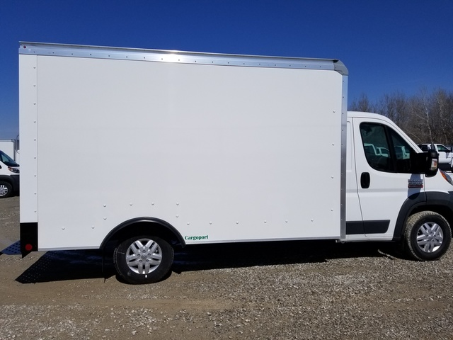 2016 ProMaster 3500 Low Roof FWD, Rockport Cargoport Cutaway Van #FZ165035A - photo 7