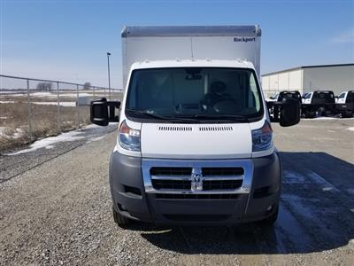2016 ProMaster 3500 Low Roof FWD, Rockport Cargoport Cutaway Van #FZ165035A - photo 9