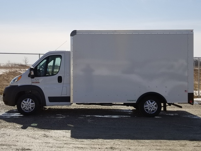 2017 ProMaster 3500 Low Roof FWD, Rockport Cargoport Cutaway Van #FZ165160A - photo 3