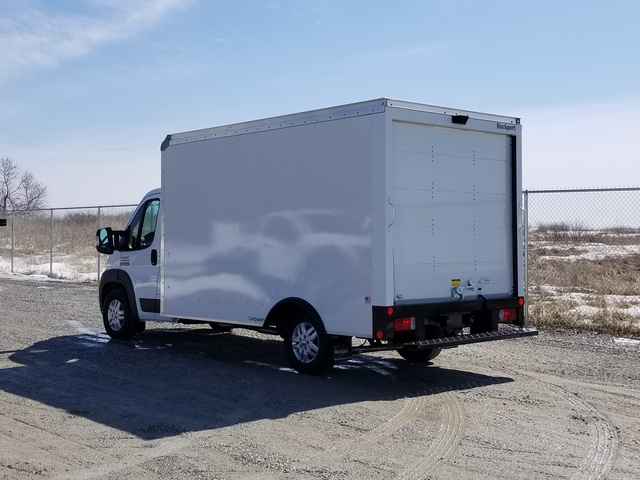 2017 ProMaster 3500 Low Roof FWD, Rockport Cargoport Cutaway Van #FZ165160A - photo 2