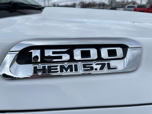 2020 Ram 1500 Crew Cab 4x4, Pickup #G1512 - photo 25