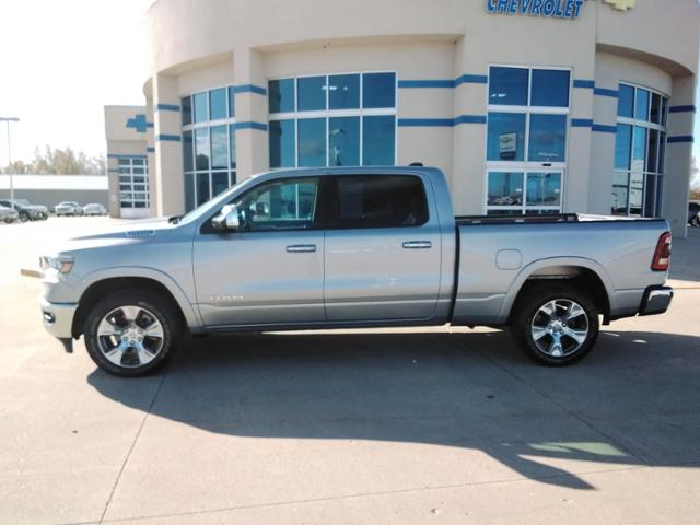 2020 Ram 1500 Crew Cab 4x4, Pickup #LU2586 - photo 5