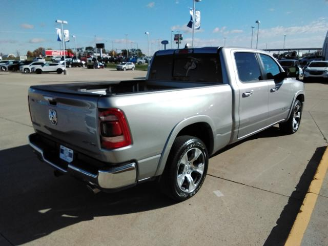 2020 Ram 1500 Crew Cab 4x4, Pickup #LU2586 - photo 2