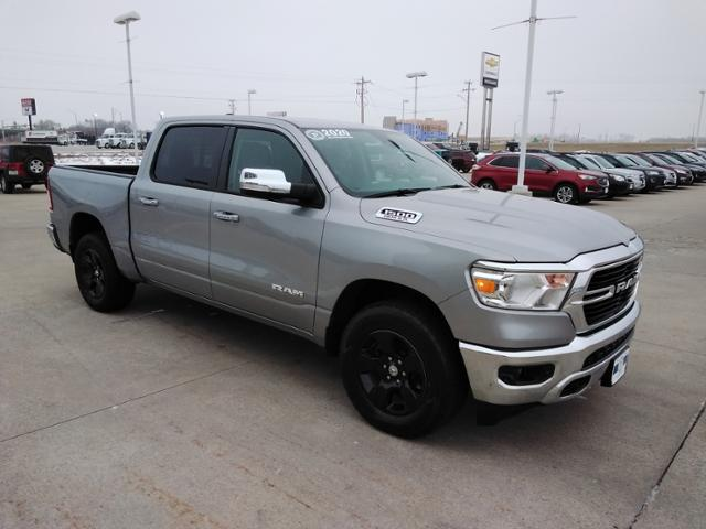 2020 Ram 1500 Crew Cab 4x4, Pickup #G1475 - photo 3