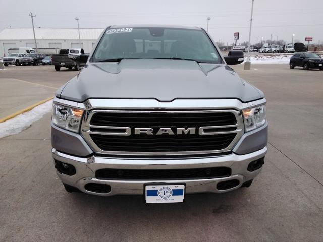 2020 Ram 1500 Crew Cab 4x4, Pickup #G1475 - photo 4