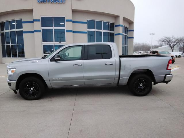 2020 Ram 1500 Crew Cab 4x4, Pickup #G1475 - photo 5