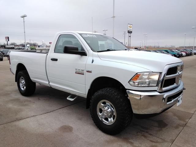 2013 Ram 2500 Regular Cab 4x4, Pickup #LU2755 - photo 3