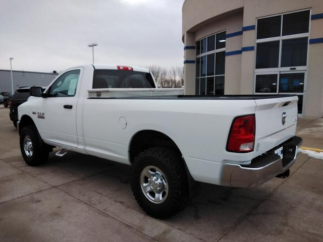 2013 Ram 2500 Regular Cab 4x4, Pickup #LU2755 - photo 2