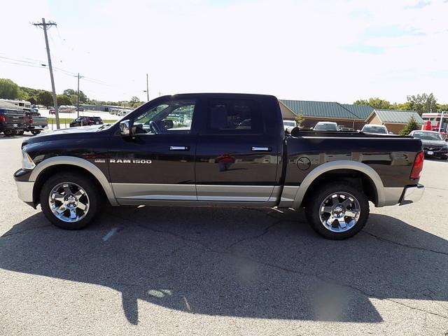 2011 Ram 1500 Crew Cab 4x4, Pickup #U1716A - photo 11