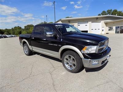 2011 Ram 1500 Crew Cab 4x4, Pickup #U1716A - photo 3
