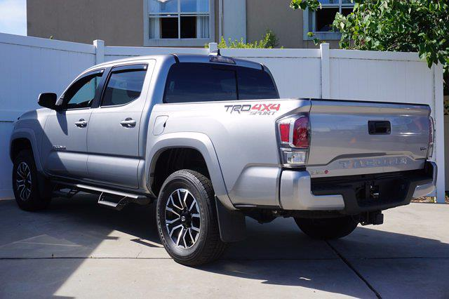 2020 Toyota Tacoma Double Cab 4x4, Pickup #129309B - photo 1
