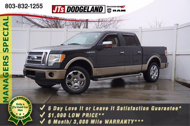 2011 Ford F-150 Super Cab 4x2, Pickup #P5528A - photo 1