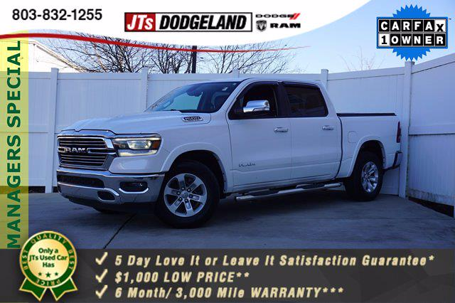 2019 Ram 1500 Crew Cab 4x2, Pickup #T29423A - photo 1