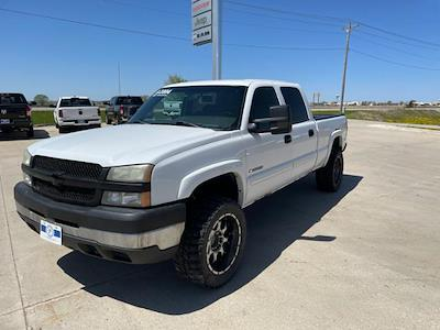 2004 Chevrolet Silverado 2500 Crew Cab 4x4, Pickup #C0900A - photo 7