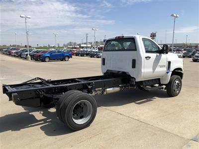 2019 Chevrolet Silverado Medium Duty Crew Cab DRW 4x4, Cab Chassis #FP190349A - photo 5
