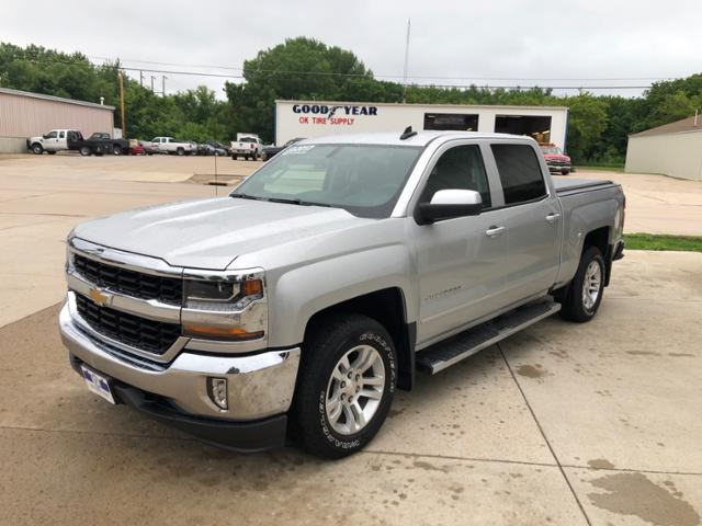 2017 Chevrolet Silverado 1500 Crew Cab 4x4, Pickup #J534 - photo 8