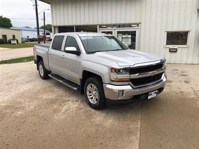 2017 Chevrolet Silverado 1500 Crew Cab 4x4, Pickup #J534 - photo 1