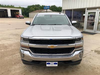 2017 Chevrolet Silverado 1500 Crew Cab 4x4, Pickup #J534 - photo 9