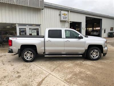 2017 Chevrolet Silverado 1500 Crew Cab 4x4, Pickup #J534 - photo 10