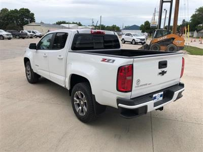 2018 Chevrolet Colorado Crew Cab 4x4, Pickup #J550 - photo 12