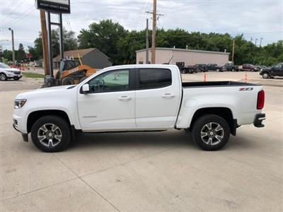 2018 Chevrolet Colorado Crew Cab 4x4, Pickup #J550 - photo 7