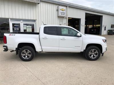 2018 Chevrolet Colorado Crew Cab 4x4, Pickup #J550 - photo 10