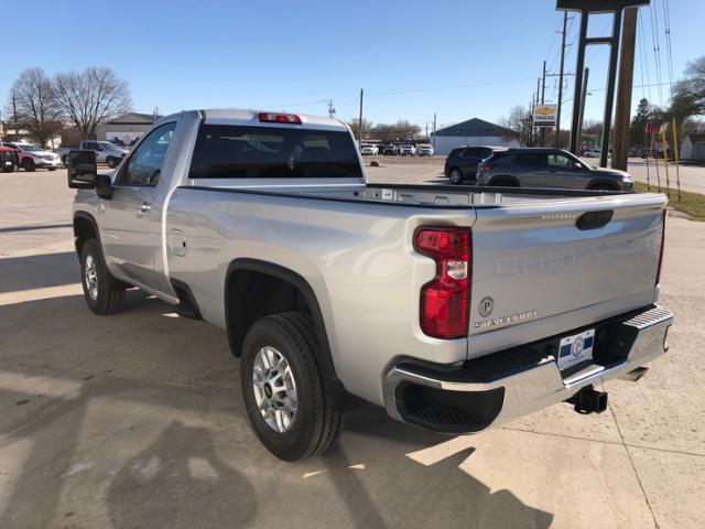 2021 Chevrolet Silverado 2500 Regular Cab 4x4, Pickup #J609 - photo 10