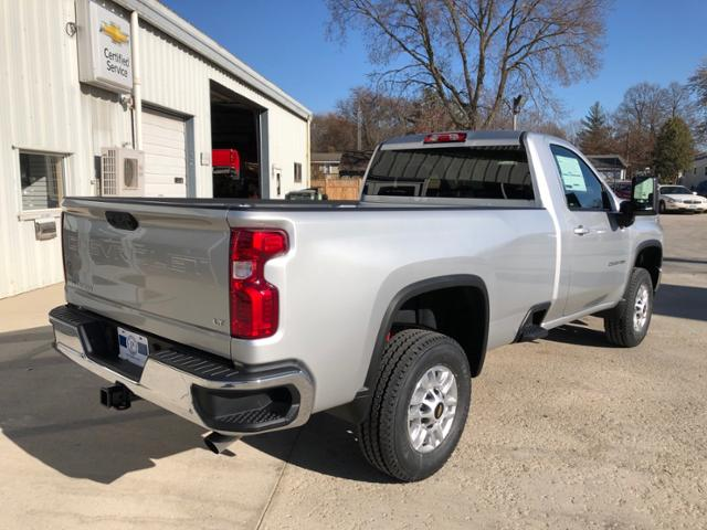 2021 Chevrolet Silverado 2500 Regular Cab 4x4, Pickup #J609 - photo 2