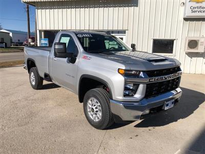 2021 Chevrolet Silverado 2500 Regular Cab 4x4, Pickup #J609 - photo 1