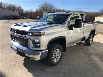 2021 Chevrolet Silverado 2500 Regular Cab 4x4, Pickup #J609 - photo 6