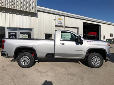 2021 Chevrolet Silverado 2500 Regular Cab 4x4, Pickup #J609 - photo 8