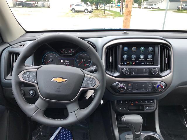2021 Chevrolet Colorado Crew Cab 4x4, Pickup #J656 - photo 5